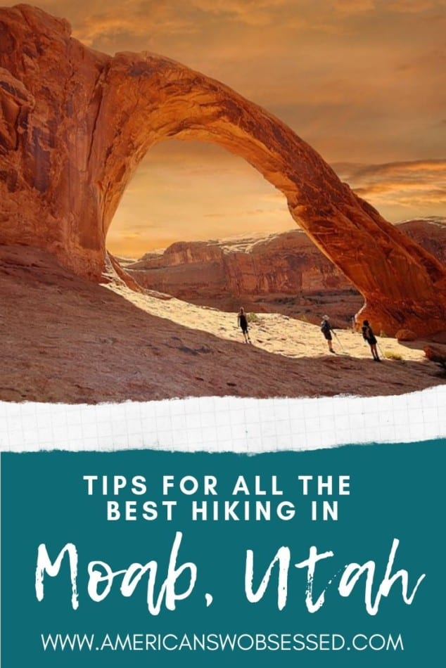 hikes in moab