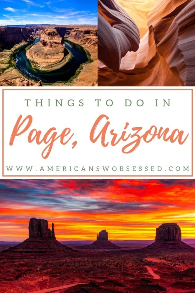 places to visit in page az