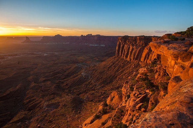 One Day in Canyonlands National Park