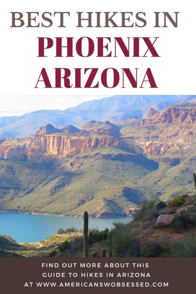phoenix arizona hiking