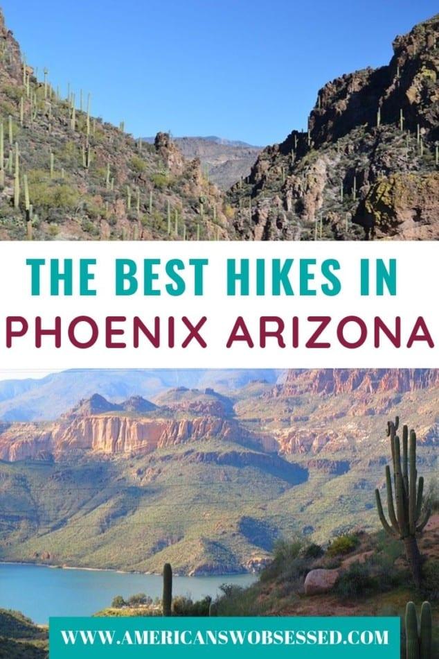 hikes in phoenix