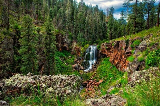 waterfalls of arizona
