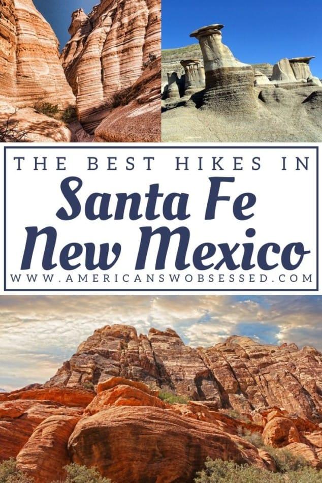 best hikes in santa fe new mexico