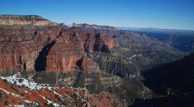 Visiting Grand Canyon In January With A Lot Less Crowds