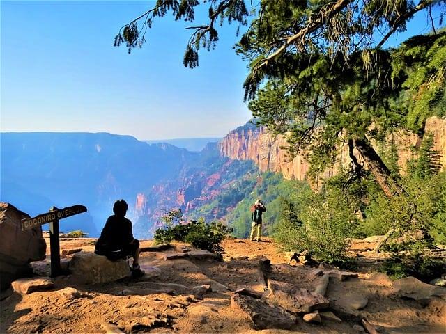 Grand Canyon viewpoints