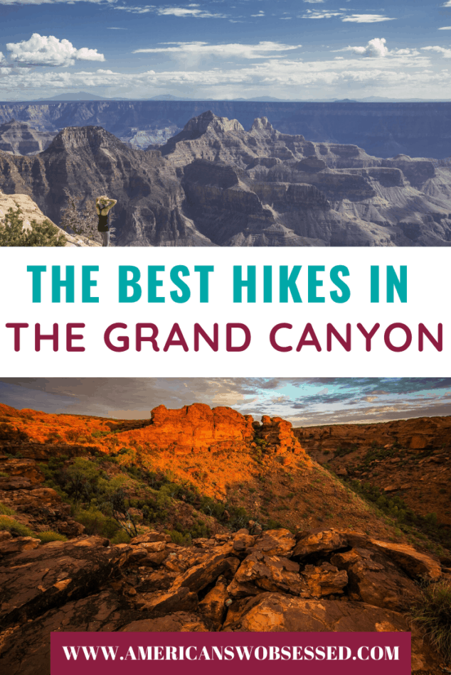The best hikes in the Grand Canyon