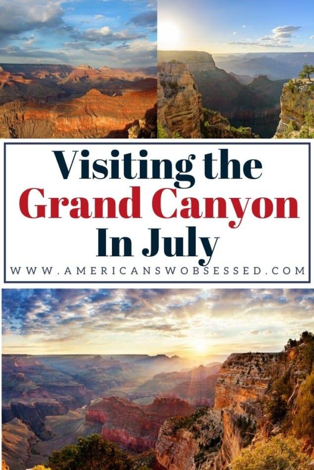 Grand Canyon July
