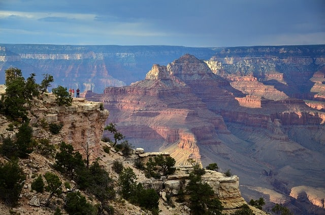 Grand Canyon in October– one of the best months to visit the Grand Canyon
