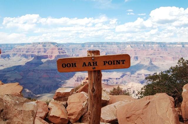 Grand Canyon January