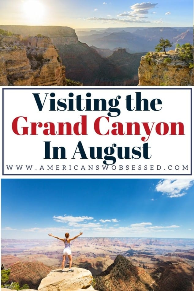 Grand Canyon August