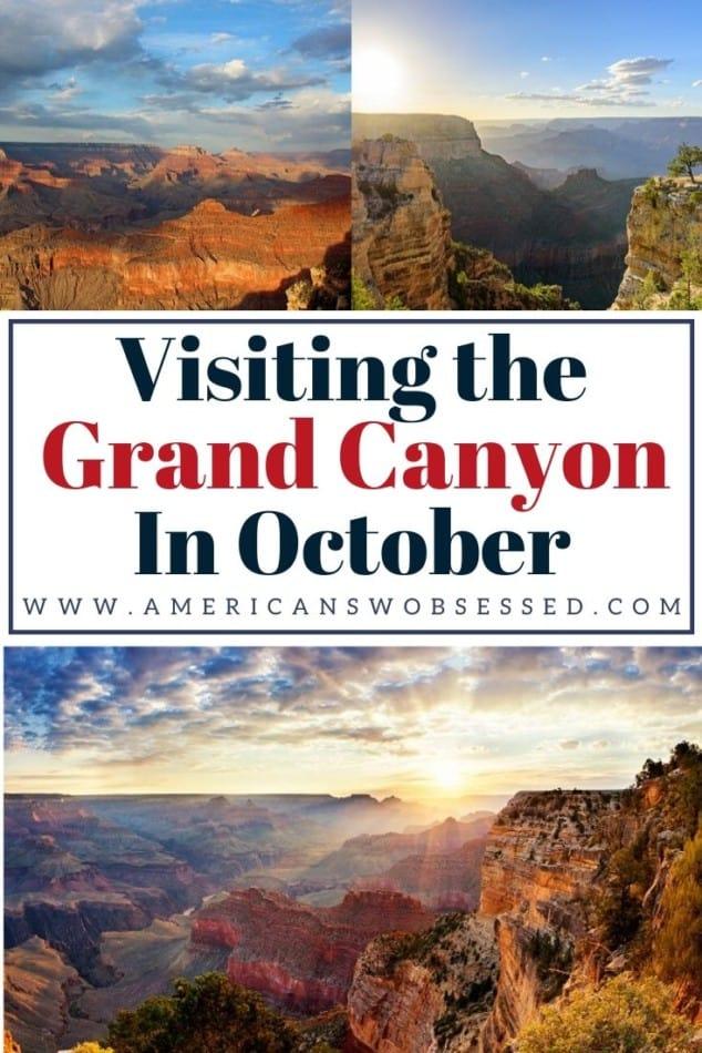 Grand Canyon October