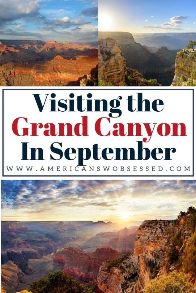 Grand Canyon September