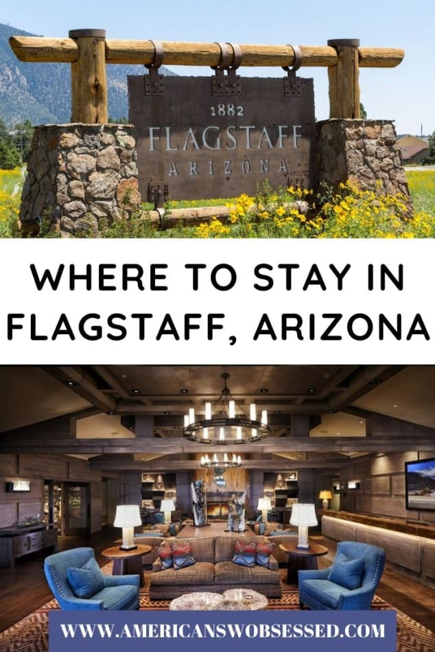 where to stay in flagstaff az