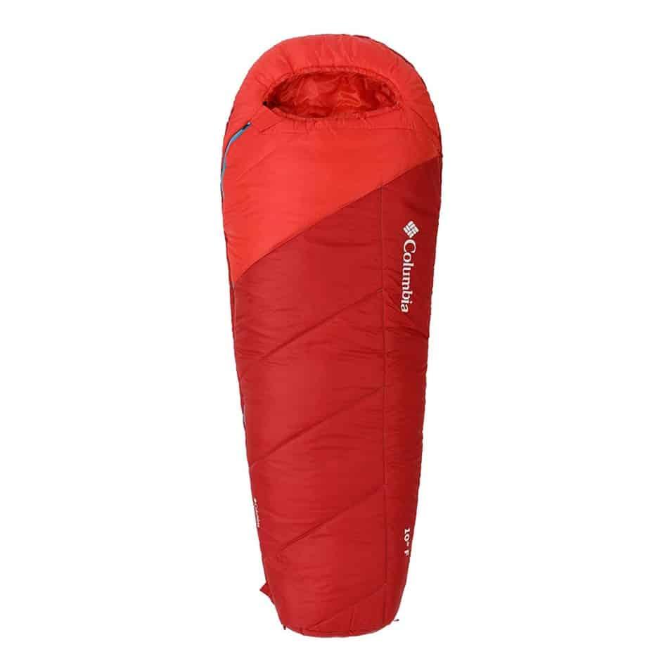 backpacking down sleeping bag