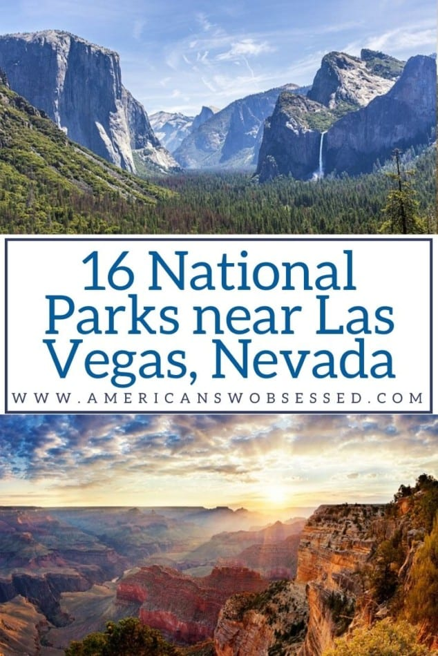 national parks in las vegas