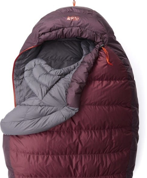best cold weather backpacking sleeping bag