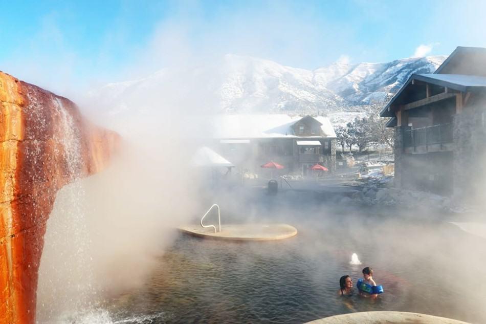 salt lake city hot springs