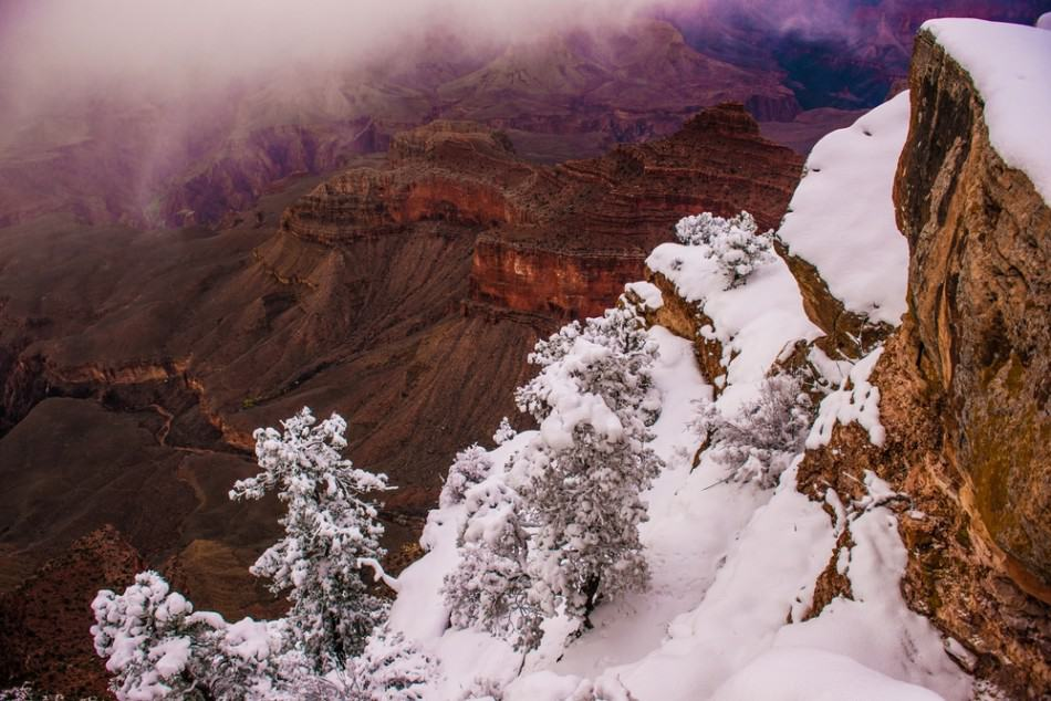 Visiting the Grand Canyon in Winter: Travel Tips and Guide