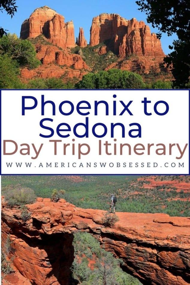 Sedona from Phoenix