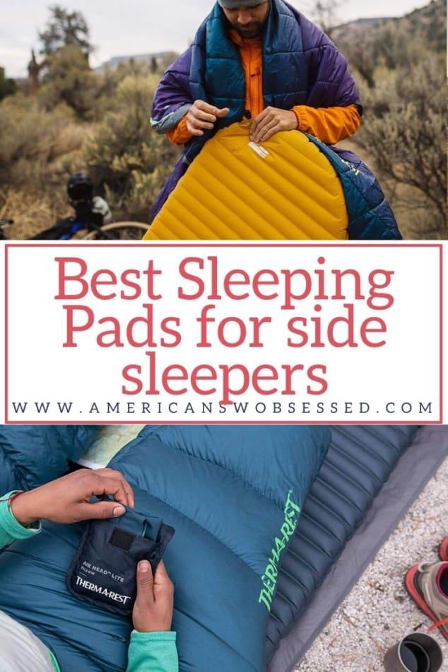 best sleeping pad for side sleepers