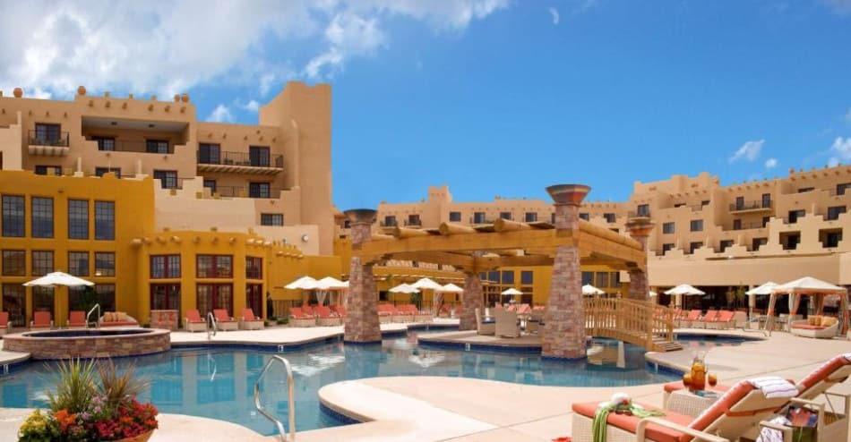 new mexico spa resorts