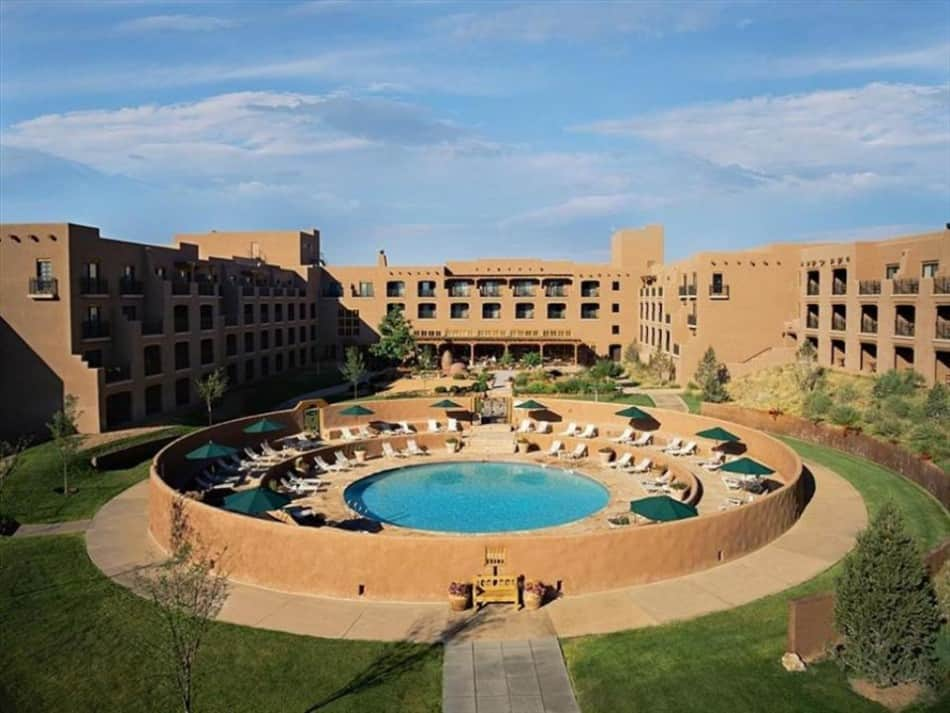 new mexico luxury hotels