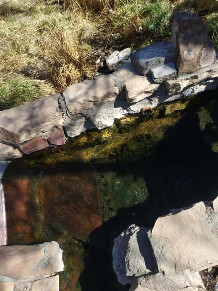 best hot springs in new mexico