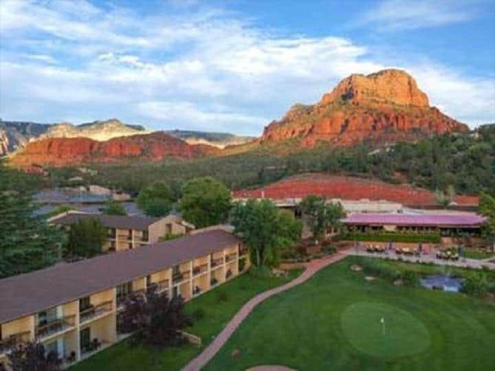 best resort in arizona