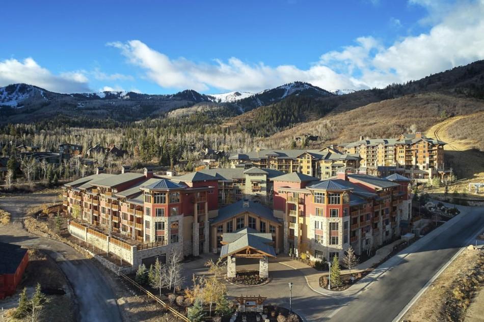 mountain resorts in utah