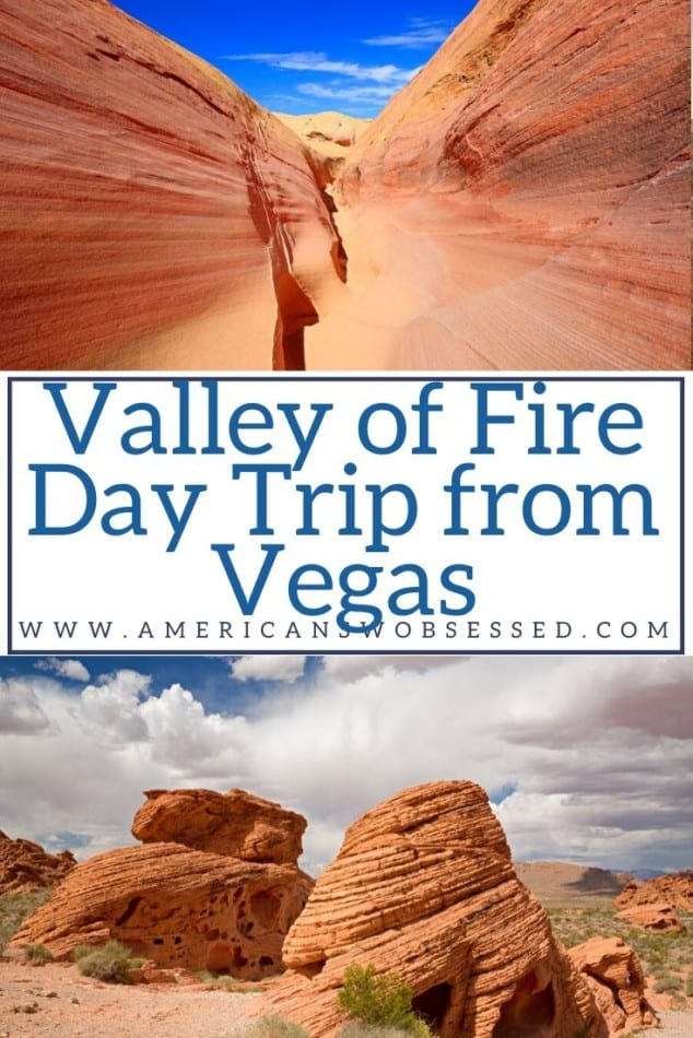 las vegas to valley of fire