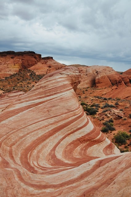 valley of fire from las vegas