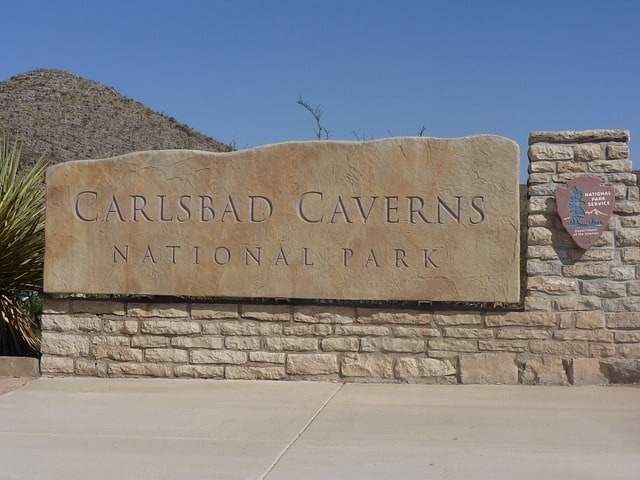 visiting carlsbad caverns