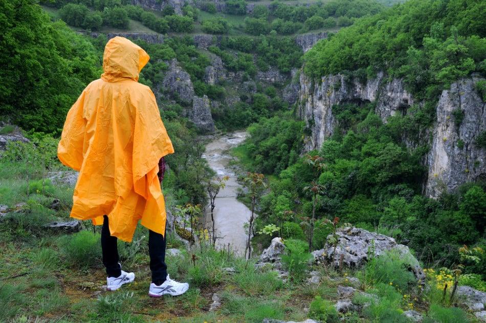 best backpacking rain gear