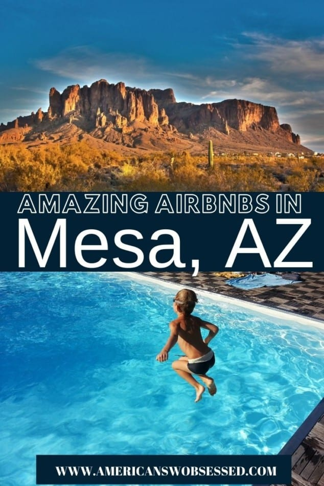 airbnbs in mesa arizona