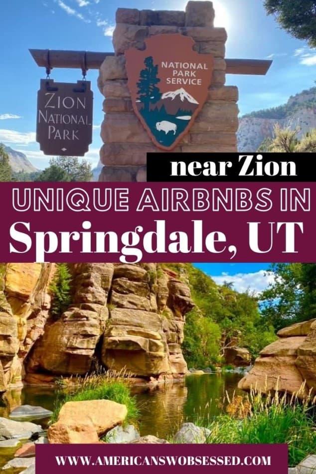Airbnb Springdale