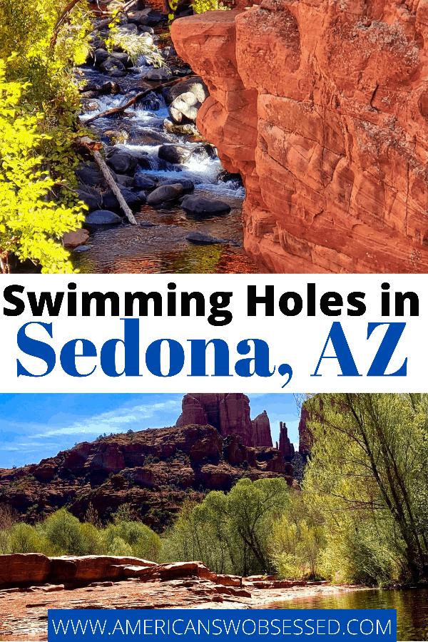 sedona swimming holes